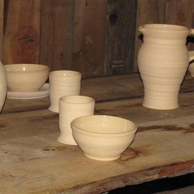Nos poteries.