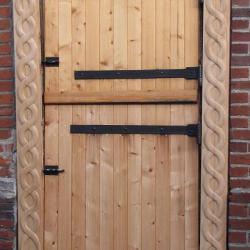 Derrière cette porte: une autre vie!