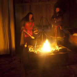 Repas viking.